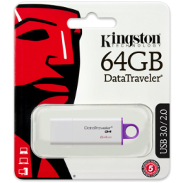 KINGSTON - CLÉ USB 64 GB