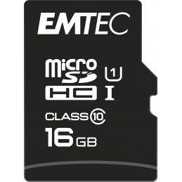 EMTEC - MICRO SD 16 GB