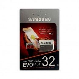 SAMSUNG - EVO MICRO SD 32 GB