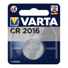 VARTA - PILE PLATE CR2016 3V