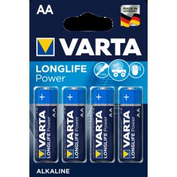 VARTA - PILE AA LONGLIFE...