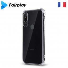 Coque CRYSTAL iPhone X/XS