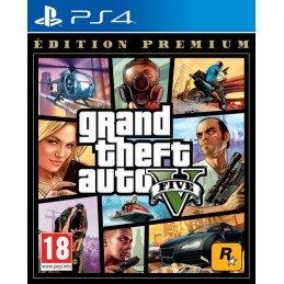GTA V PREMIUM - PS4