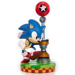 SONIC FIGURINE - COLLECTOR