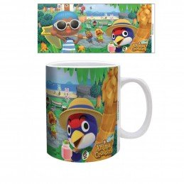 ANIMAL CROSSING - MUG SUMMER