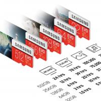 Micro SD tous usages - Kingston Samsung Evo Plus